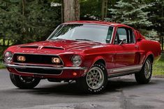 1968 Ford Mustang Shelby GT500 Heads To Auction With No Reserve