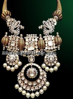 Victorian Style Trendy Necklaces - Jewellery Designs