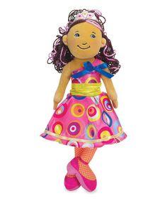 Loving this Groovy Girls Gabrielle Doll on #zulily! #zulilyfinds