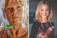 Ariana Richards: Then and Now Film Industry, Famous Faces, Then And Now, Movie Stars, Famous People, Movies, Films, Cinema, Movie