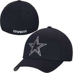 hot sale online 4a0f2 c12c0 Dallas Cowboys Tactel Star Flex Hat – Navy Blue. Morpheus Prime · Mens  Hats · New Era ...