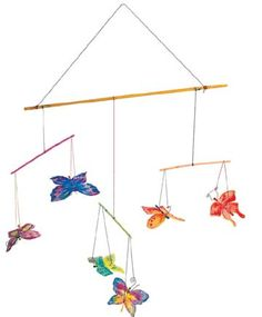 Butterfly Mobile - DIY instructions