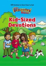 Kid-Sized Devotions from The Beginners Bible #Review @Zonderkidz #Zonderkidz #Zblogsquad