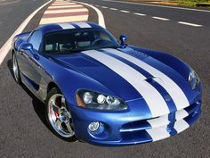 Dodge Viper - one of my old favorites!