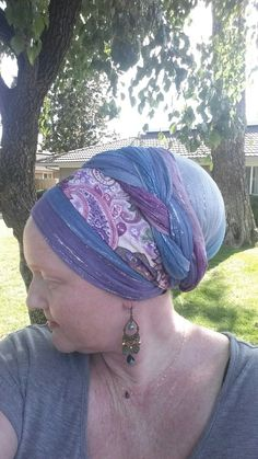 All scarves in wrap from wrapunzel.com