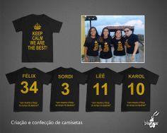 Camisetas para Gincana