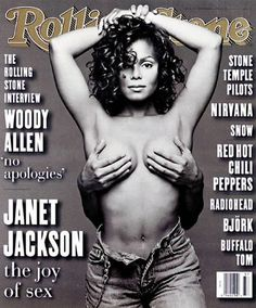 Janet. I loved this phase of her style!