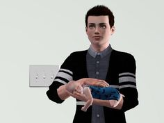 Father and newborn Sims 4 Cc Skin, Sims 4 Toddler, Sims 1, Imvu, Newborn Photography, Alice, Father, Pasta, Kid Poses