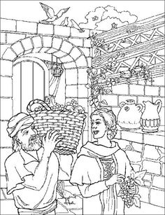 Zacharias en Elizabeth