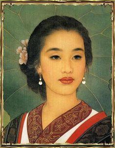 Figuration Feminine: 1949 MeiFang Wang