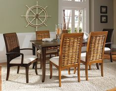 Freeport_DR_2-1 Beach Furniture, Dining Chairs, Side Chairs, Dining, Side Chairs Dining, Expandable Dining Table, Dining Arm Chair, Wicker Dining Set, Dining Room Set