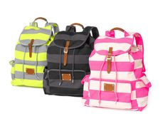 victoria secret pink clothing | Victorias Secret Pink Striped Backpack - Striped Shirts for Women ...