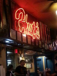Hut's Burgers, Austin, TX