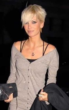 Image result for pixie cuts older women