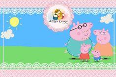 Festa Peppa Pig para imprimir (grátis)
