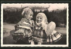 Kroje z Kyjovska