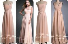 Popular Rustic Bridesmaid Dresses Colours For Your Country Weddings