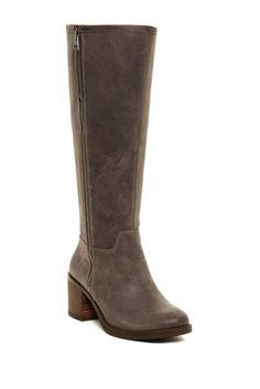 Image of Lucky Brand Resper Knee High Boot - Wide Calf Wide Calf Boots, Knee High Boots, Grey Boots, Girly Things, Girly Stuff, Nordstrom Rack, Lucky Brand, Riding Boots, Calves