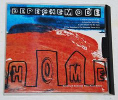 Depeche Mode Home Useless CD 1997 #ElectroSynth