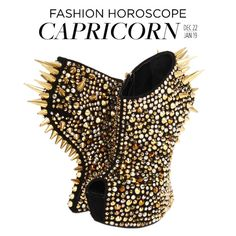 """Fashion Horoscope: Capricorn, 9/17/2012"" by polyvore-editorial on Polyvore"