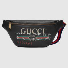 Gucci Coco Capitán logo belt bag