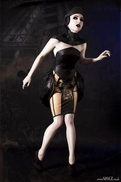Mechapolypse dress by Nange Magro transforms based on EEG readings