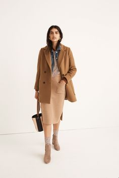 ff1666aa77 Madewell Fall 2018 Ready-to-Wear Fashion Show