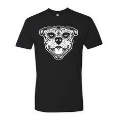 Pit Bulls & Parolees Day of the Dead T-Shirt - Black
