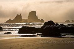 Cannon Beach Oregon Coast  Fine Art by LatterDayPhotography on Etsy, $29.99 Niel Hayes