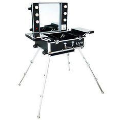 NYX Makeup Artist Train Case with Lights x Large MATC01 | eBay