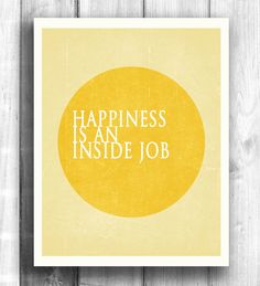 true   Motivational Poster Quote Print Wall Decor by HappyLetterShop, $20.00