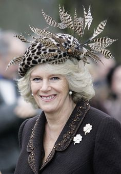 duchess of cornwall jewelry | Camilla's 66th birthday: Ten facts about the Duchess of Cornwall