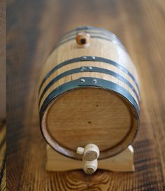 American White Oak Bourbon Barrel for Home Use – Bourbon Outfitters