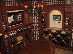 Residential Wine Cellar Pennsylvania Customized for Sculpture http://www.1888pressrelease.com/coastal-custom-wine-cellars-creates-a-wine-cellar-that-provi-pr-316112.html. Coastal Custom Wine Cellars  1117 East Putnam Avenue Riverside, CT 06878  Connecticut Office: +1 (203) 424-8663