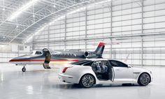 Photographs of the 2012 Jaguar XJ Ultimate. An image gallery of the 2012 Jaguar XJ Ultimate. Jets Privés De Luxe, Luxury Jets, Luxury Private Jets, Luxury Yachts, Private Plane, Jaguar Xjl, 2013 Jaguar, Jaguar Cars, Rolls Royce