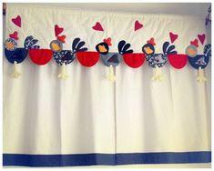 ideas de cortinas de cocina - Buscar con Google
