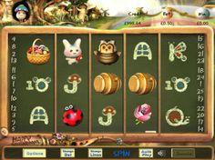 Happy Mushroom - http://777-casino-spiele.com/kostenlose-spielautomat-happy-mushroom-online/