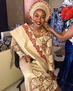 Happy married life HBA #mamzified #mamzabeauty #mamzawowza #BellaNaijaWeddings #bridalbeauty #wedding #minna