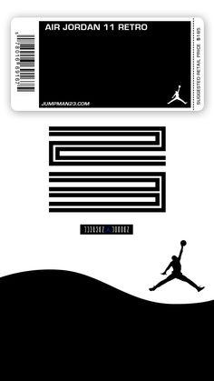 Jordan 11 concords mobile wallpaper