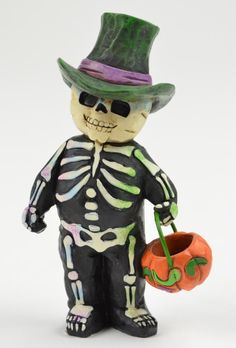 Halloween figures by Jim Shore Available at Memento Gift Shop, Palm Springs 760-325-1963