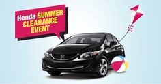 Ready for a summer #roadtrip? We can help you get there with deals on a #Civic from Waldorf Honda! www.waldorfhonda.com