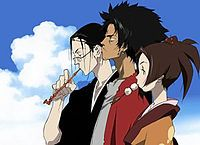 Samurai Champloo, my favorite