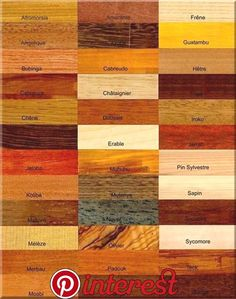 essences de bois et usages Recommended wood Oak The oak is the most widespread hardwood in France, representing of … Wooden Projects, Wood Crafts, Woodworking Shop, Woodworking Plans, Woodworking Crafts, Wood Floor Texture, Wood Lumber, Wood Lathe, Metal Clock
