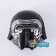 Star Wars 7 The Force Awakens Kylo Ren Cosplay Mask Only CP164877