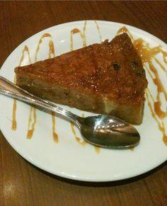 Pudín de Pan estilo Cubano (Bread Pudding)