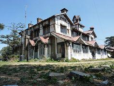 Old British Colonialism,   Shimla, India