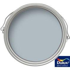 Dulux Travels in Colour Steel Parade Matt Emulsion Paint - 2.5L