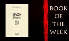of the Week: Gaza by David Rodrigues, Authors, Writers, Book Writer, Book Week, Fun At Work, Haiku, Short Stories, Foundation, Poetry