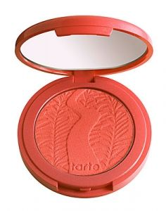 Amazonian clay 12-hour blush in Tipsy (coral) - TARTE