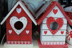 Vintage Birdhouse Decoration Great Christmas Gifts, Great Gifts, Birdhouse, Deck, Houses, Gift Ideas, Make It Yourself, Decoration, Outdoor Decor